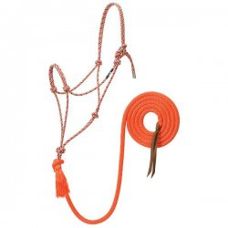 Silvertip ropehalter with lead