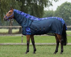 QHP Anti-fly rug combo Collection with neck