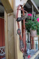 Country Charm Sliding Ear Headstall
