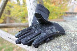 """Coldy"" ridinggloves"